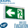 Bloc BAES évacuation Kaufel BRIO ECO3