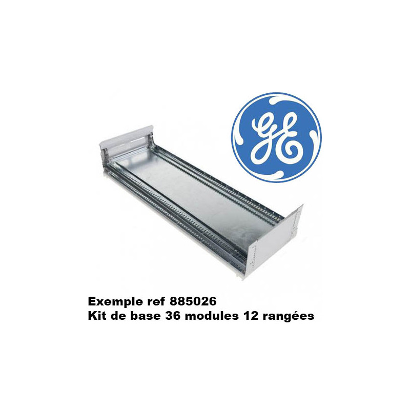 Exemple KIT de base pour armoire General electric QuiXtra 630