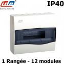 Tableau électrique nu IDE Combi IP40 IDE