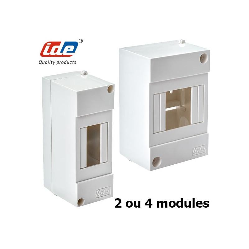 mini coffret lectrique 2 ou 4 modules 1 79 livr en 24h. Black Bedroom Furniture Sets. Home Design Ideas
