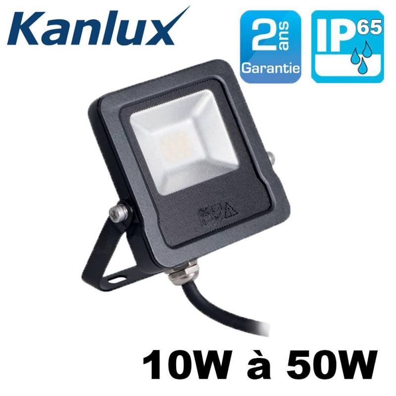 Projecteur LED extérieur IP65 ANTOS SANS détecteur