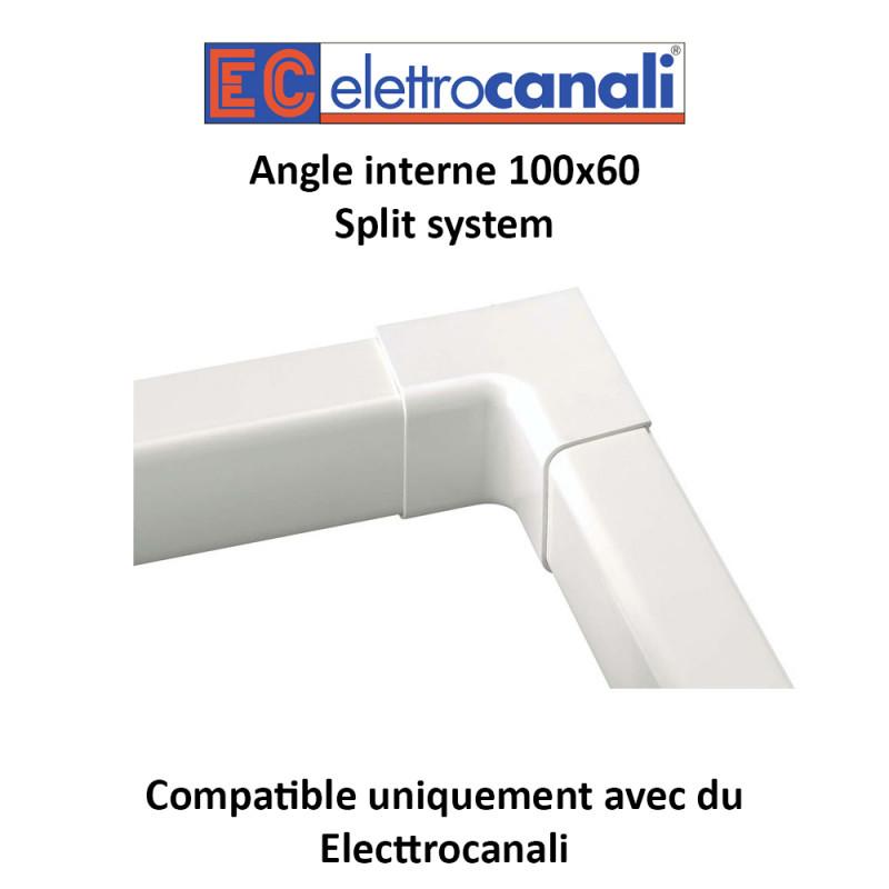 Angle interne 100x60 Split system
