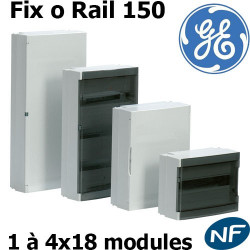 Coffret General Electric Fix o rail 150