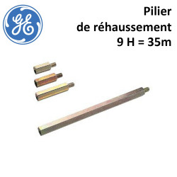 Pilier de rehaussement 9 H35mm General Electric