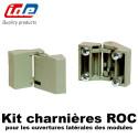 Kit charnières extérieures ROC (sachet de 2) IDE