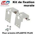 Kit de fixation murale pour armoire ATLANTIC Plus