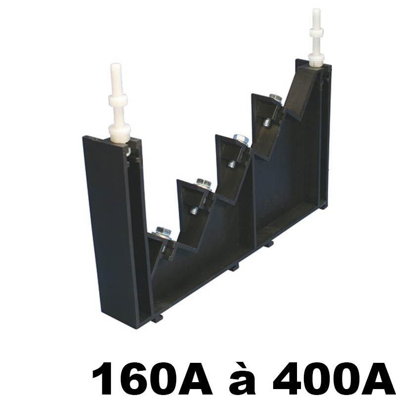 Support Jeu de Barre 160/400A IDE