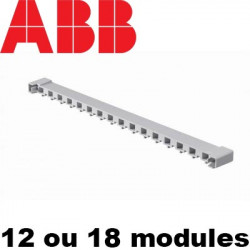 Support de bornier ABB Mistral
