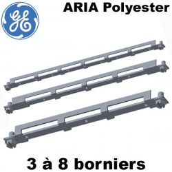 Support pour bornier de coffret ARIA General Electric General Electric