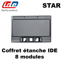 Porte de remplacement pour coffret étanche IDE Star) IDE