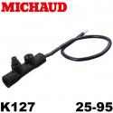 Embout réducteur 25-95 - Cuivre alu - Michaud K127 Michaud