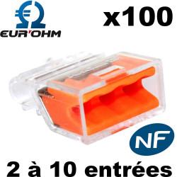 Bornes Automatiques transparentes Eur'Ohm Eur'Ohm