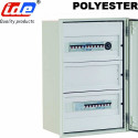 Chassis modulaire pour coffret polyester IDE IDE
