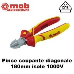Pince coupante diagonale 180mm