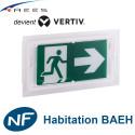 Bloc autonome habitation BAEH - Autonomie 5 heures Vertiv