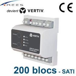 Télécommande pour BAES tel200 ou telAstus AEES Vertiv