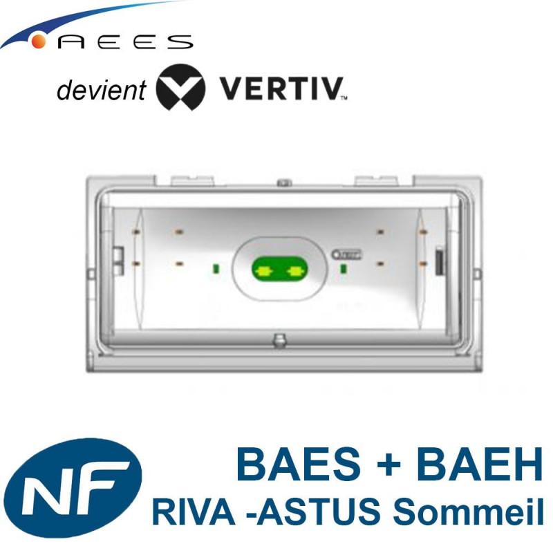 Bloc BAES/BAEH performance Sati - Astus Sommeil Vertiv