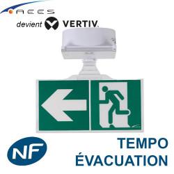Bloc BAES ASTUS Tempo AEES évacuation SATI