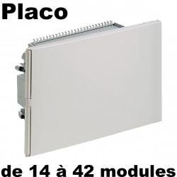 Tableau électrique encastrable sur cloison sèche IP30