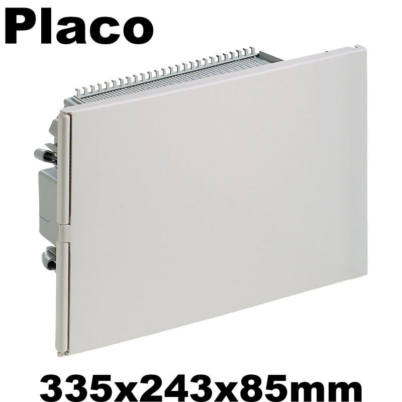 Tableau électrique encastrable sur cloison sèche IP30 IDE