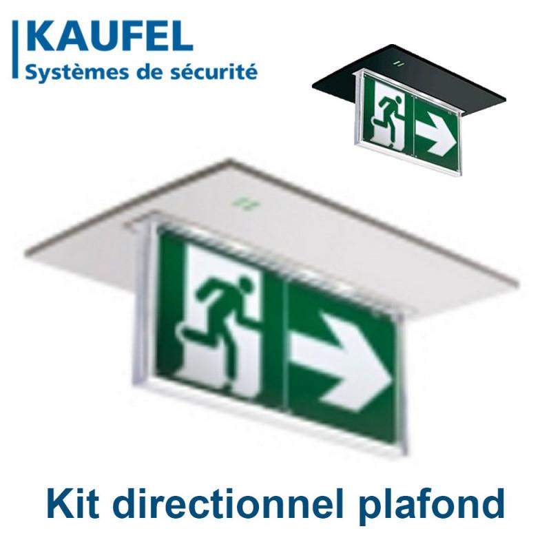 Kit directionnel blanc Kit 100 % directionnel Kaufel