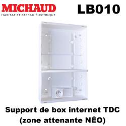 Zone attenante pour tableau de communication NEO Michaud