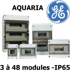 Coffret étanche IP65 Aquaria General Electric