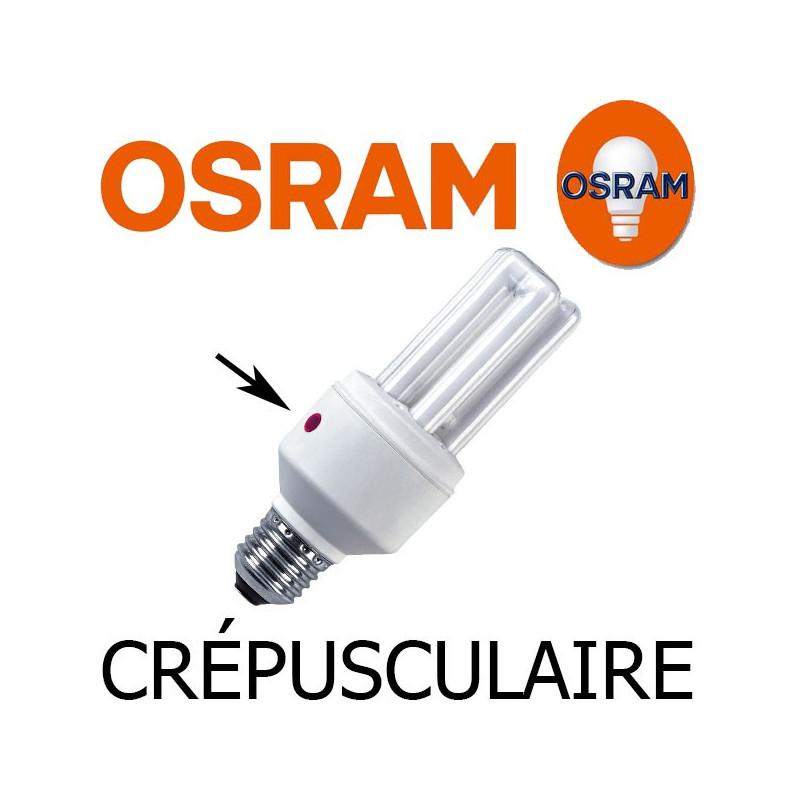 Ampoule crépusculaire économique OSRAM