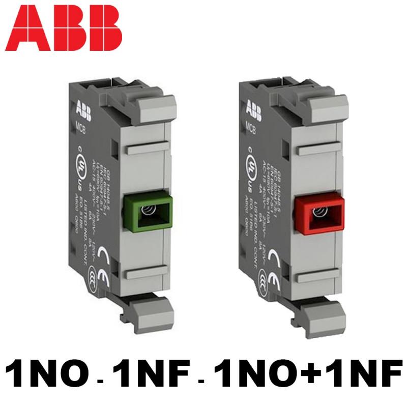 Bloc de contact ABB ABB