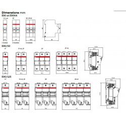 Porte Fusible 10x38 32A - ABB ABB