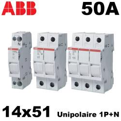 Porte Fusible 14x51 50A - ABB ABB