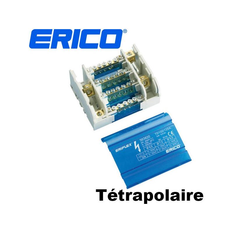 Repartiteur tetrapolaire