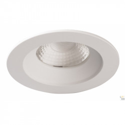 Spot led orientable ou fixe encastrable 10W IP44/65 3000/4000k 50000h - UGR inf.19 LITED