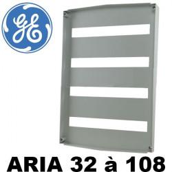 Plastron modulaire pour coffret polyester GE Aria 32, ARIA 43, ARIA 54, ARIA64, ARIA 75, ARIA 86 et ARIA 108