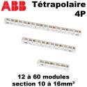 Peigne tétrapolaire 4P ABB ABB