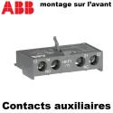Bloc de contact auxiliaire pour disjoncteur moteur ABB ABB