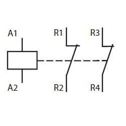 Contacteur de puissance 20A - ABB ABB