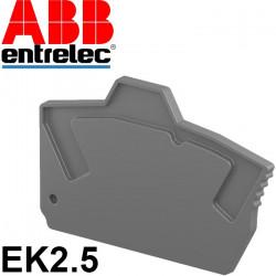 Borne Entrelec ZK2,5 Automatique Entrelec