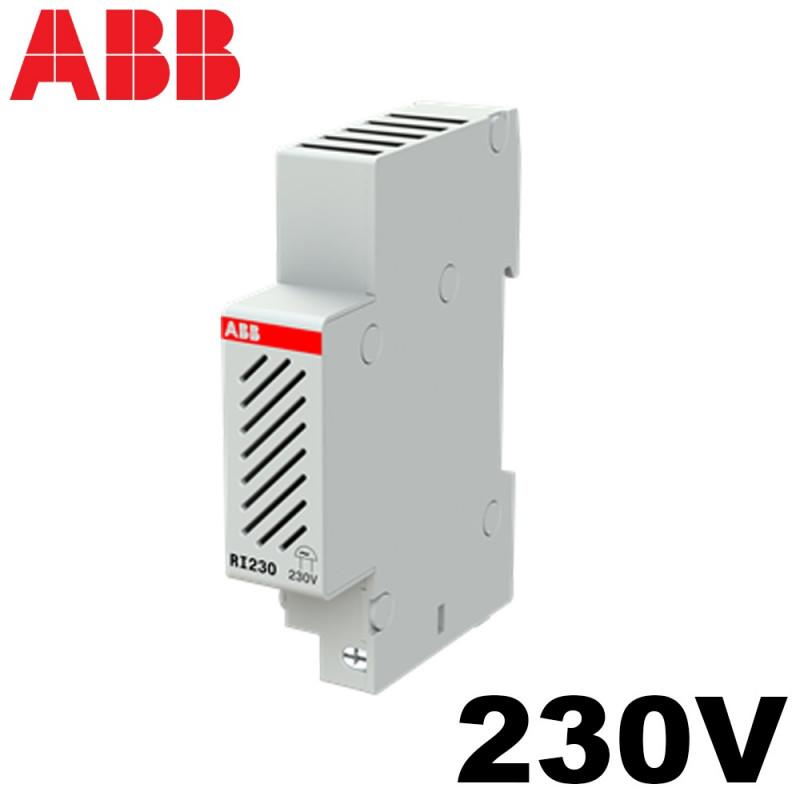 Sonnerie modulaire 230V - ABB ABB