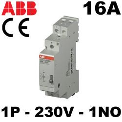 Télérupteur unipolaire 16A ABB