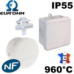 Boite étanche de dérivation éco. IP55 Eurohm