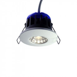 Downlight led encastrable 10W dimmable avec switch et driver - IP65 LITED
