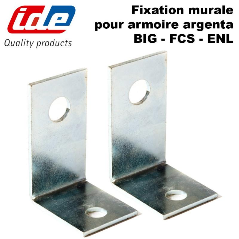 Pattes de fixation au mur pour armoire BIG, FSC ou ENL IDE