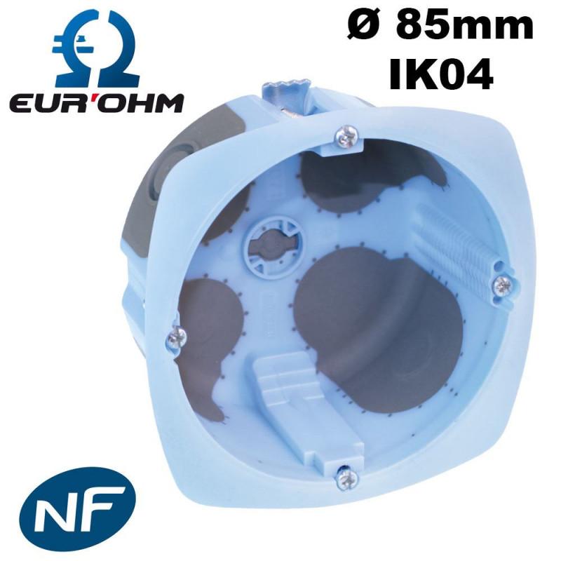 Boite d'appreillage étanche à l'air XL AirMetic EUrohm Eur'Ohm