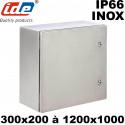 Coffret inox 304 - Étanche IP66 IDE