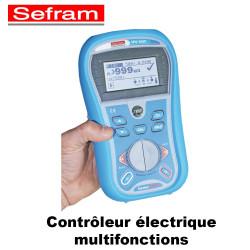 Controleur électrique multifonction