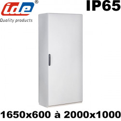 Armoire IDE Argenta plus BIG simple porte IP65 IDE