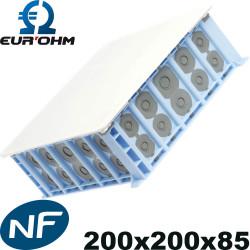 Coffret pavillonnaire BBC Eurohm XL Airmetic NF Eur'Ohm