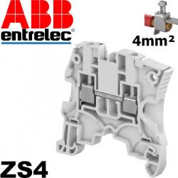 Borne de jonction Entrelec SNK à vis 4mm² - ZS4