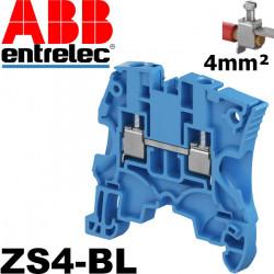 Borne de jonction Entrelec SNK à vis 4mm² - ZS4 Entrelec
